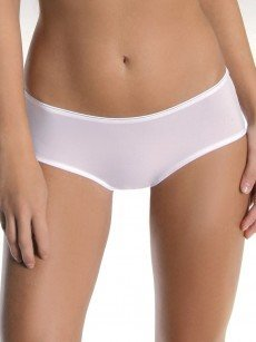 Sassa Shiny Micro: Panty, weiß