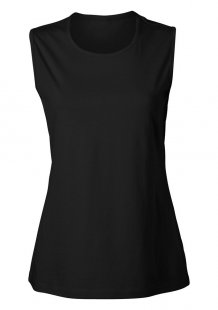 Classic Basics Shirttop mit Rundhals-Ausschnitt