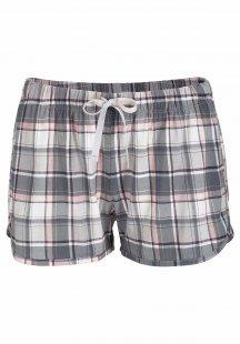 LASCANA Homewear-Shorts »Lou« mit Alloverprint
