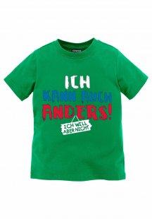 KIDSWORLD T-Shirt, Druck ´´ Ich kann auch anders ´´