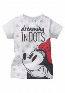 Disney T-Shirt, mit großem Minnie Mouse Motiv
