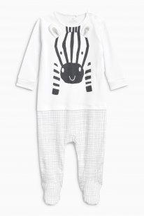 Next Zebra-Schlafanzug