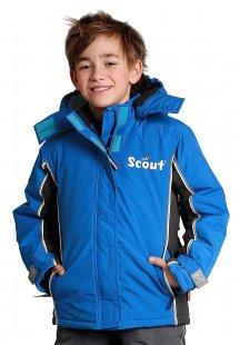 Scout Schneejacke, mit reflektierenden Details und Schneefang innen