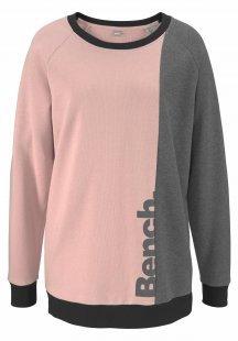 Bench. Sweater im Colour Blocking-Look