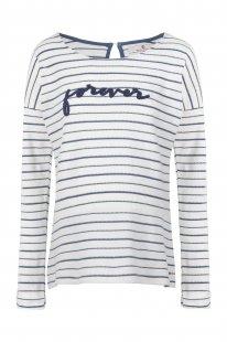 BELLYBUTTON Oversize Umstands-Sweatshirt, lässiger Style