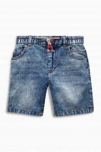 Next Shorts mit Acid-Waschung