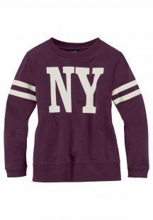 Arizona Sweatshirt, mit Front- und Ärmeldruck