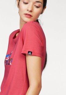 adidas Performance T-Shirt »FOIL LOGO TEE«