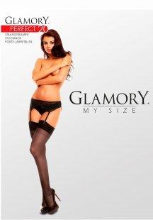 GLAMORY Strapsstrumpf »Perfect 20« in 20DEN