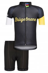 Brügelmann Anzug »Bioracer Classic Race Set Kids«