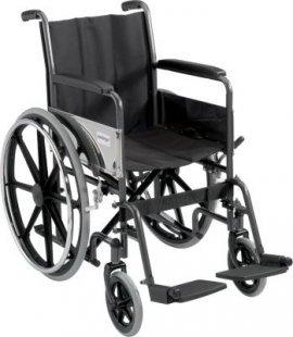 Weinberger Indoor Rollstuhl, faltbar