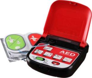 MEDIANA Ersatz-Elektroden für Defibrillator HeartOn A15