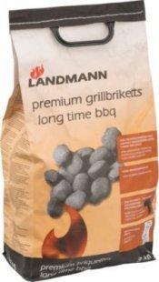 Landmann Briketts Premium Grillbriketts 3kg