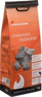 Landmann Holzkohle Restaurant Holzkohle 3KG