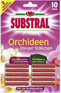 SUBSTRAL® Orchideen-Düngestäbchen &#39Vita Plus&#39, 10 Stück