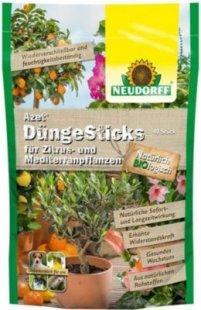 NEUDORFF® Azet Zitrus-Dünge-Sticks, Zitrusdünger 40 Stück