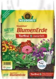 NeudoHum Blumen Erde,10 l