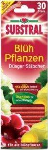 Substral Dünger-Stäbchen für Blühpflanzen - 30 Stück