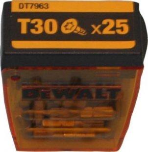 DeWalt Bit-Satz Tic Tac Box DT7963-DE Torx Bits T30