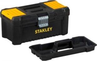 Stanley Werkzeugkiste Kunststoffbox Essential, 12,5´´