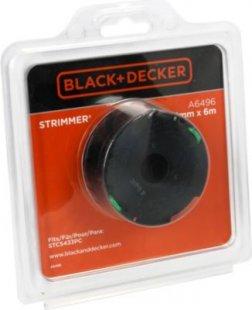 BLACK+DECKER Mäh-Faden Fadenspule Dualvolt Powercommand A6496-XJ