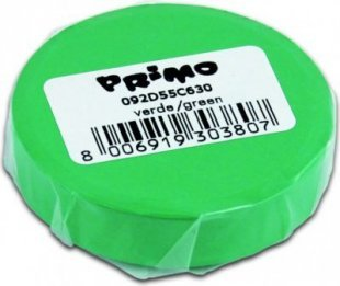 Wasserfarben, Tablette in Cellophan, Ø 55 mm, 13 mm tief, dunkelgrün 630