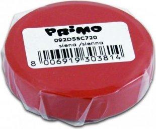 Wasserfarben, Tablette in Cellophan, Ø 55 mm, 13 mm tief, gebrannte siena 720