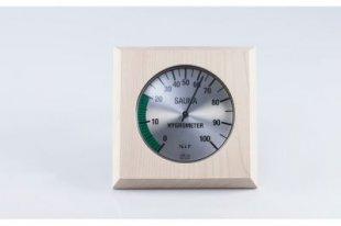 Eliga 83255 Hygrometer Ø 170 mm, 4-eckig