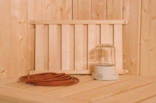 Weka Spezial-Saunaleuchten-Set