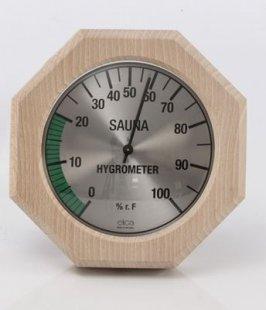 Eliga 83236 Hygrometer Ø 170 mm, 8-eckig