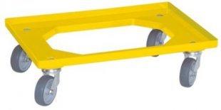 BRB Transportroller, gelb