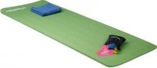 relaxdays Yogamatte 1 cm dick einfarbig