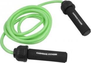 Carnegie Supa Rope Springseil &amp Expander / Widerstandsband perfekt für Fitness Crossfit Functional Training