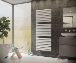 Ximax Fortuna-Open Designheizkörper B 50 x H 81,6 x T 8 cm weiß