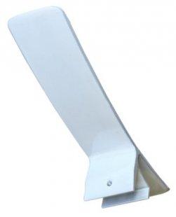 Könighaus AS Standfuß für M-Serie Aluminium, weiß