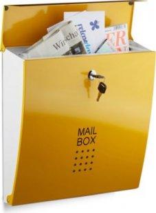 relaxdays Briefkasten modern