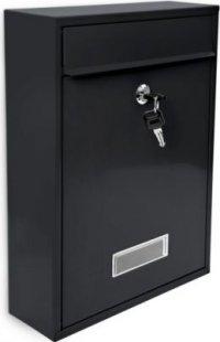relaxdays Briefkasten Design 35 cm Farbauswahl