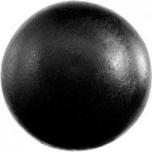Gummi-Wasserhahnkegel 1/2´´ (Domkegel), Ø 17 x 8 mm, schwarz (1 Stück)