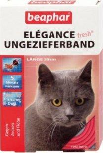 Beaphar - Elegance Fresh Ungzieferband für Katzen