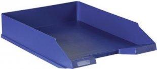 Herlitz Ablagekorb A4 aus Kunststoff, classic blau (1 Stück)