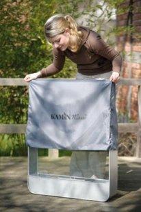 Wetterschutzhülle für Kamin Hülle Schutzhülle Dekofeuer Gelkamin 18 x 73 x54cm