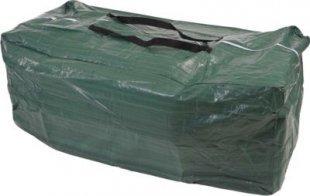 heute-wohnen Abdeckhaube Schutzplane Hülle Regenschutz für Kissen, 118x55x55cm