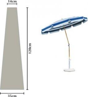 Schirmhülle Länge 120 cm