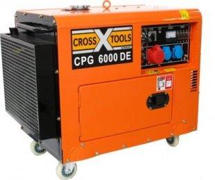 T.I.P. CPG 6000-3 DE Stromerzeuger (mit Batterie)