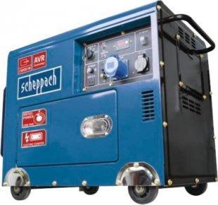 Scheppach SG5100D Diesel Stromerzeuger