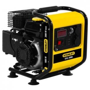 Stanley SIG 2000 Inverter Stromerzeuger