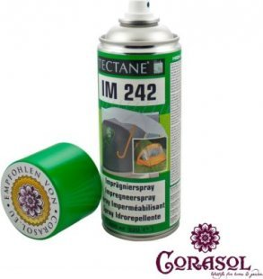 Corasol COR19WRS Imprägnierspray, 400ml Dose für wasserabweisende Sonnensegel, transparent (400 ml)
