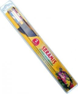 SERAMIS® Outdoor-Gießanzeiger 30 cm,2 Stück