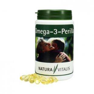 Natura Vitalis Omega-3-Perilla Softgels