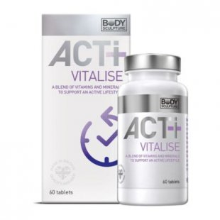 Body Sculpture Acti Vitalise 60 Tablets